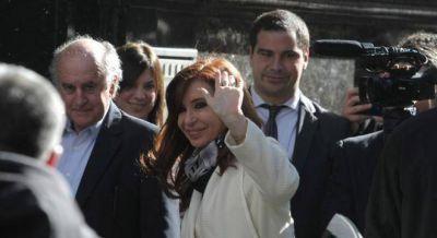 Cristina se lanza el 20 con un acto, pero se mantiene abierto el diálogo con Randazzo