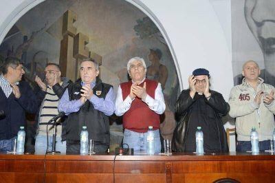 Declaran día del barrendero y denuncian nuevo crimen de lesa humanidad