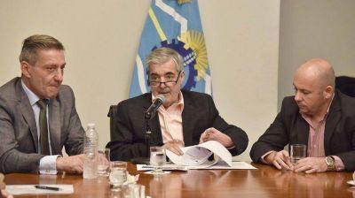 Das Neves le reclamó a Nación medidas que doten de competitividad a la Patagonia