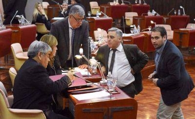 Se cayeron votos para el pliego de García Blanco