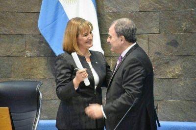 Adriana Santagati es la nueva Defensora del Pueblo