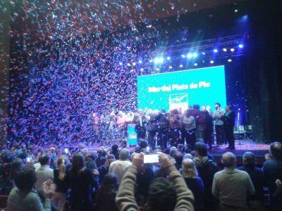 """[#Elecciones] Pulti: """"Estamos haciendo un gran esfuerzo para poner a Mar del Plata de pie"""""""