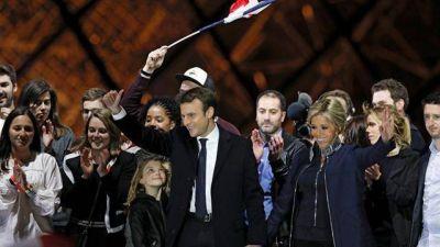 Macri habló con Macron y acordaron reunirse en el G-20