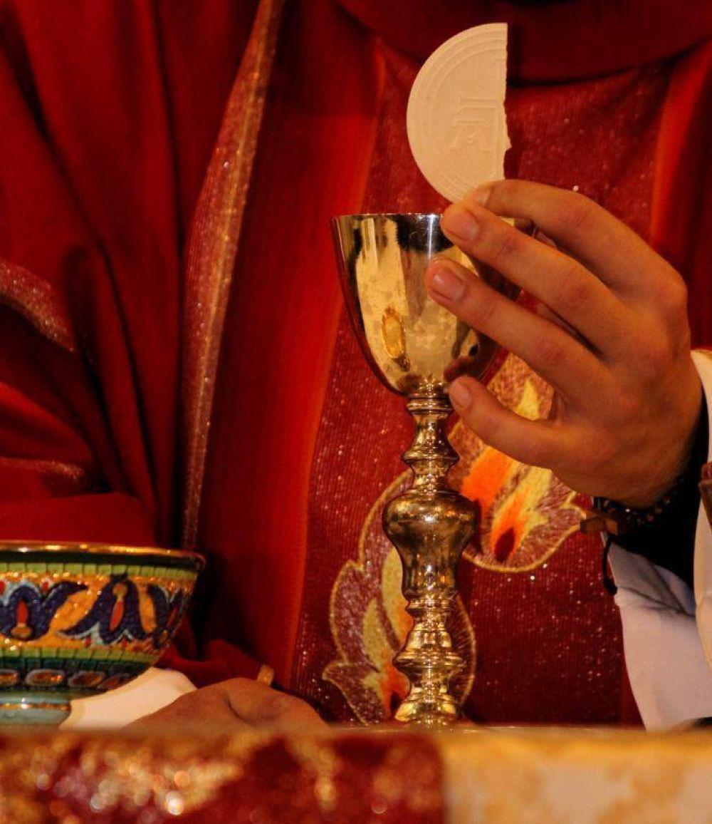 La Argentina celebra Corpus Christi