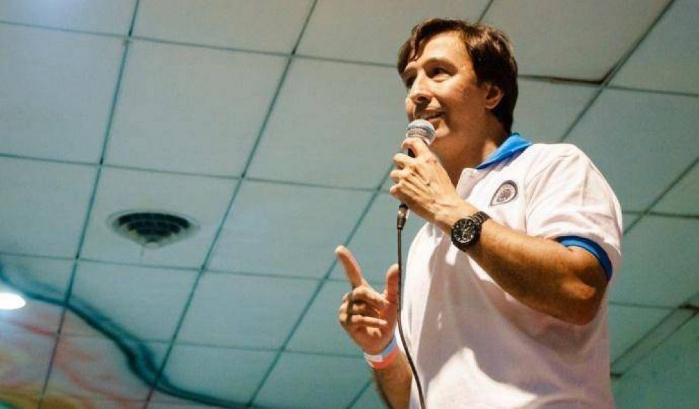Reeligen a Leandro Nazarre al frente del SUTCAPRA