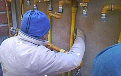 Unos 70 edificios continúan con el servicio de gas interrumpido
