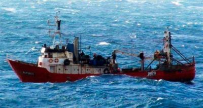 Tragedia en el mar: se hundió un buque pesquero, un muerto y 9 desaparecidos