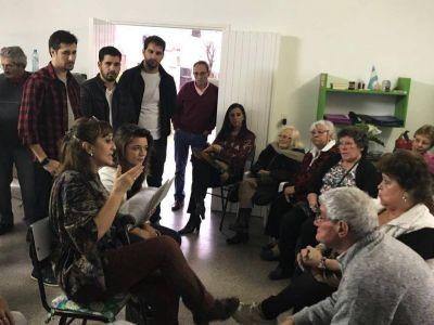 Tundis dijo que Macri hará una reforma jubilatoria monitoreada por el FMI