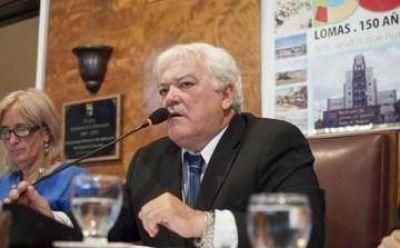 """Carasatorre: """"Los medios operan con el tema de la seguridad en Lomas"""""""