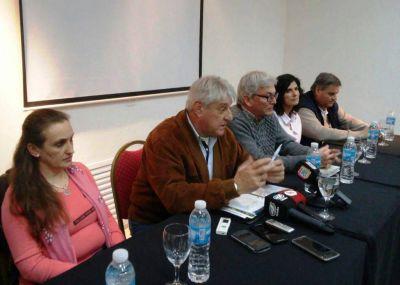 """El """"Patón"""" Pérez lanzó su candidatura a concejal por el partido de Randazzo"""