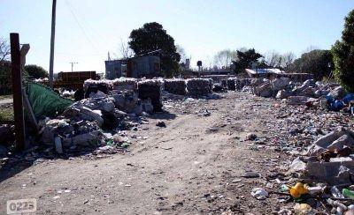"""Separación de residuos en origen: """"Si la gente hiciera bien las cosas en la casa, no habría tantos problemas"""""""