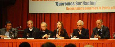 La Pastoral Social reunirá a la dirigencia política en Mar del Plata