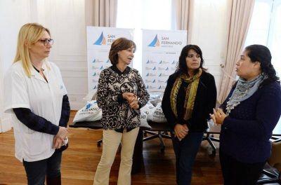 San Fernando asiste a vecinos con Refuerzo Invernal