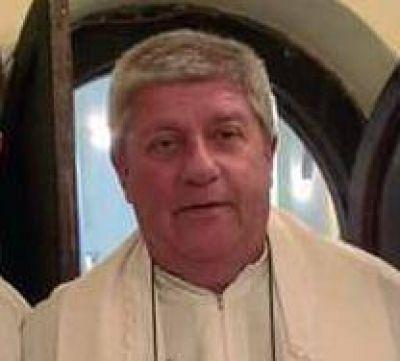 El Pbro. Martínez Ossola, obispo auxiliar de Santiago del Estero