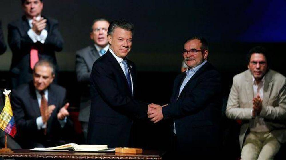 Las FARC inician hoy la última fase de desarme en Colombia