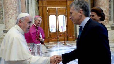 Cómo repercutió en el Gobierno la decisión del Papa de no venir a la Argentina en 2018