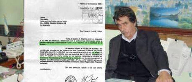 Procesan al intendente de El Bolsón