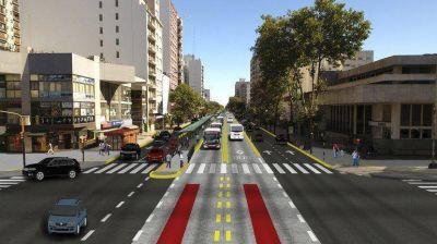 Así será el metrobus en Mar del Plata