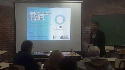 [#SistemaUrbanoDeDrenajeSostenible] Un proyecto para evitar inundaciones y contaminación