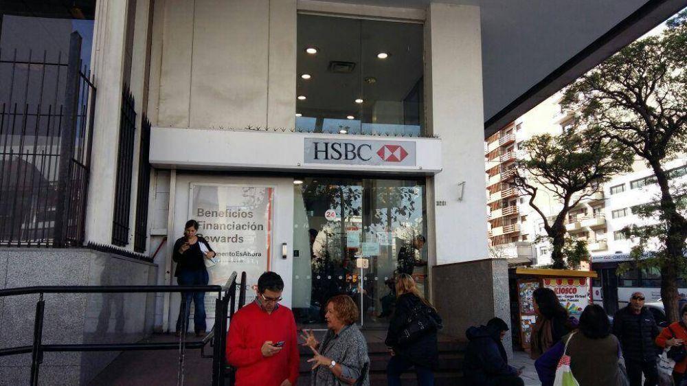 [#SolidaridadLaboral] La Bancaria realizará un acto para evitar el cierre del HSBC
