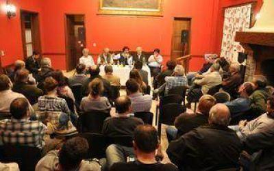 Sarquís y Villegas avanzaron en agenda de trabajo conjunto en Azul y Tapalqué