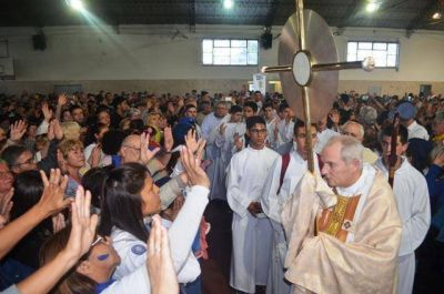 Las diócesis argentinas celebraron el Corpus Christi