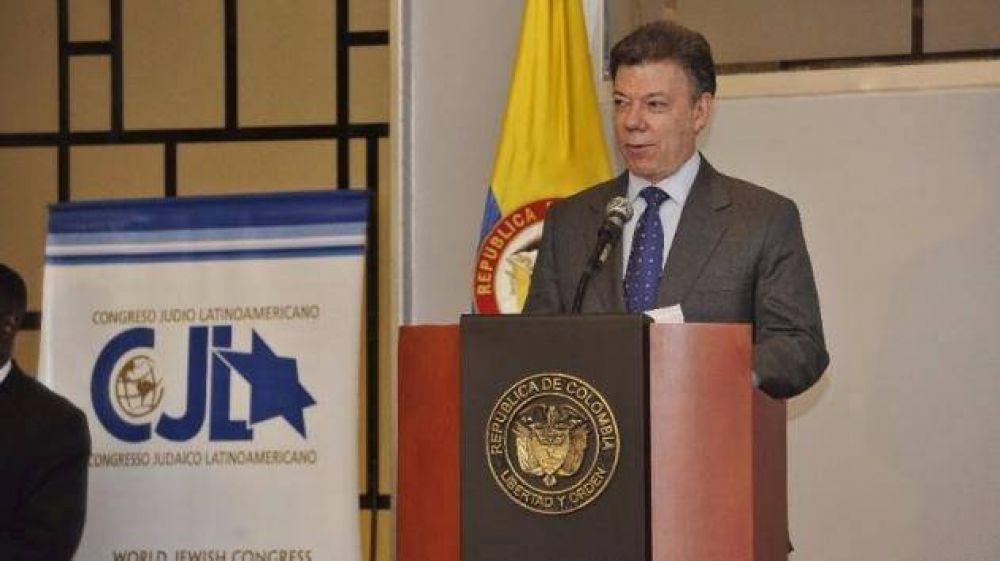 El Congreso Judío Latinoamericano condenó el atentado en Colombia