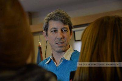 Chiocconi se prepara para acompañar a Emilia Soria en las PASO