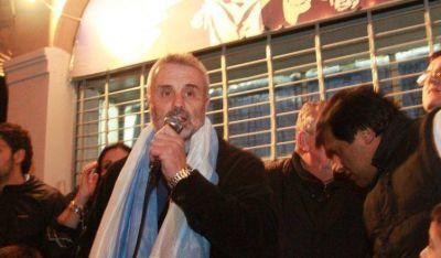 Ricardo Curetti será candidato a primer concejal