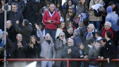 El VIP de Cristina: quiénes son los dirigentes que acompañaron el acto en Arsenal