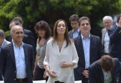 """Balance del retiro espiritual de Vidal: """"Los escraches no suman votos"""""""