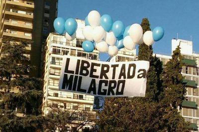 El reclamo que sorteó las vallas de Macri