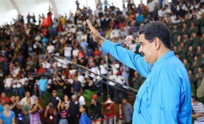 Demostración de fuerza de Maduro: removió la cúpula militar en plena ola de protestas