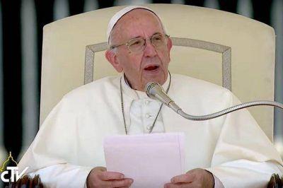 Texto completo de la catequesis del 21 de junio de 2017 en la audiencia del papa Francisco