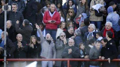 Qué intendentes acompañaron a Cristina en Arsenal
