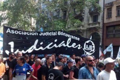 En busca de aumento salarial, judiciales bonaerenses comienzan paro por 48 horas