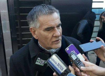 Acto de CFK en Avellaneda: Castagneto le pidió a Randazzo que