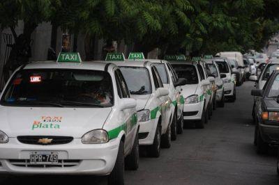 Crece la tensión a horas del paro de los taxistas locales