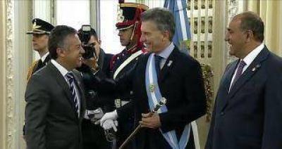 Manzur dijo que espera a Macri el 9 de Julio