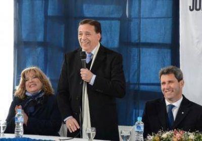 """Uñac """"confirmó"""" la candidatura de la diputada Cristina López"""
