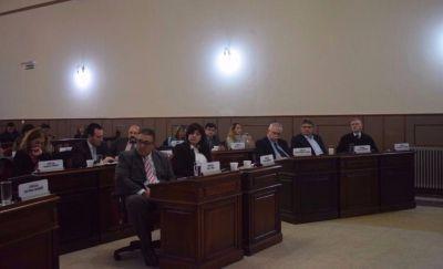 Este jueves el Concejo Deliberante sesionará en Hinojo