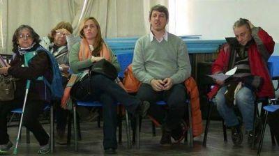 María Emilia Soria y Ramón Chiocconi encabezan lista del FpV