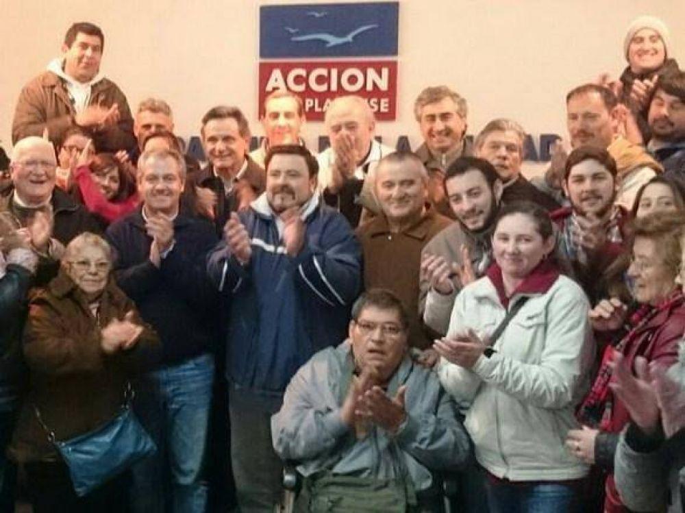 La agrupación Movete expresó su apoyo al Partido Acción Marplatense