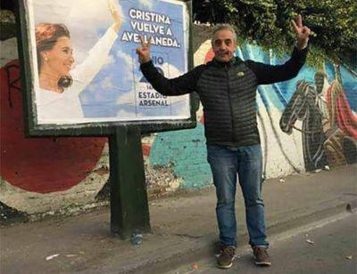 Mazú se anota para las PASO y critica fuertemente a Costa