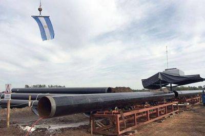 Invertirán 807 millones de pesos para la construcción de gasoductos en el norte provincial