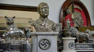 La Ministra Bullrich solicitó que los objetos nazis sean entregados al Museo del Holocausto