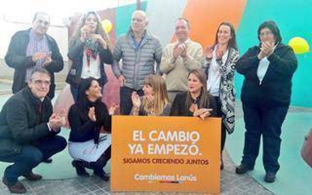 Sobrina nieta de Quindimil encabezará lista de Cambiemos en Lanús