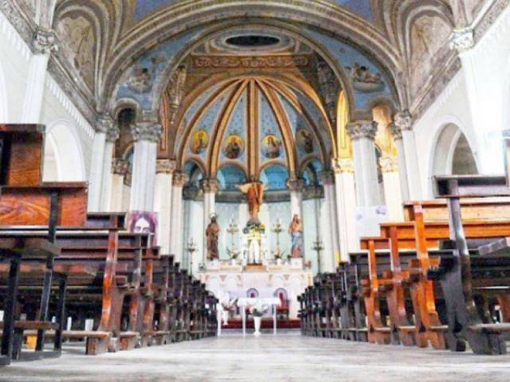 El distrito se prepara para celebrar a su Santo Patrono