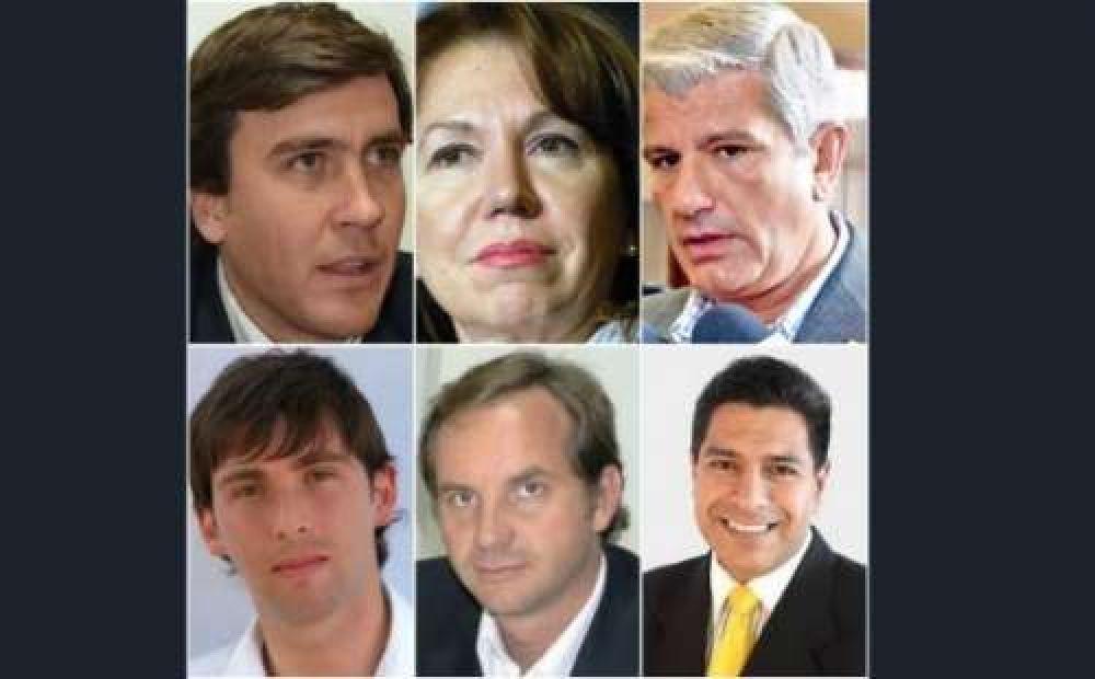 Irán a internas: son seis los precandidatos a diputados nacionales de Urtubey