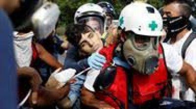 Sin piedad y a quemarropa: conmoción por otra muerte de la represión chavista